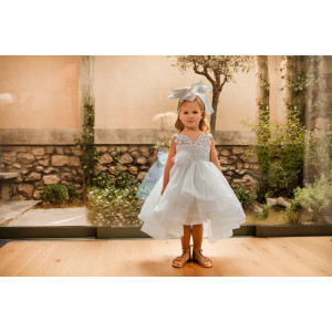 Ολοκληρωμένο σετ βάπτισης κορίτσι Dolce Bambini  570-1-200. Με Βαλίτσα η παγκάκι θρανίο και με άλλες επιλογές !!