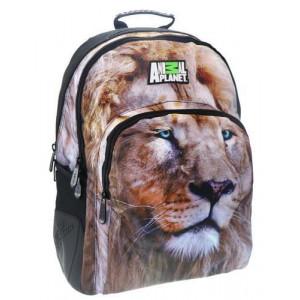 Τσάντα πλάτης Δημοτικού Λιοντάρι (#760.355.000#)