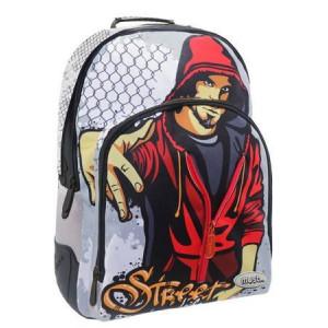 Τσάντα πλάτης Street Life (#760.355.010#)