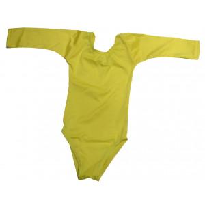 Κορμάκι (Λύκρα) (Κίτρινο) (Κωδ.583.244.000) (Άνω των 10τεμ. 10,-€) (Άνω των 50τεμ. 9,- €)