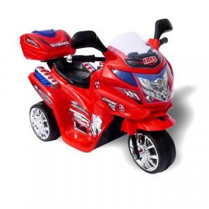 Ηλεκτροκίνητο Μηχανάκι BO MOTOR C051 RED (#737.353.030#)