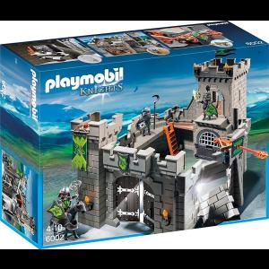 Playmobil Κάστρο των Ιπποτών του Λύκου 6002 Κωδ. 787.342.189