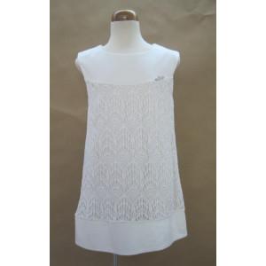 Φόρεμα Χ/Μ Δανδέλα (Εκρού) (Κωδ.291.87.466)