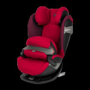 Παιδικό κάθισμα αυτοκινήτου Cybex Pallas S Fix Scuderia Ferrari (Racing Red)