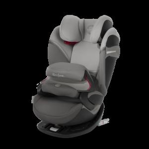 Παιδικό κάθισμα αυτοκινήτου Cybex Pallas S Fix (Soho Grey)