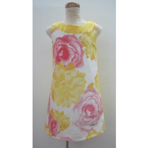 Φόρεμα Χ/Μ Παιδικό (Κίτρινο) (Κωδ.291.87.445)