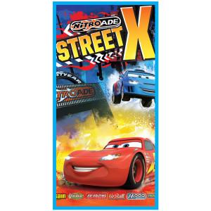Πετσέτα Cars Street Disney (Κωδ.161.506.019)