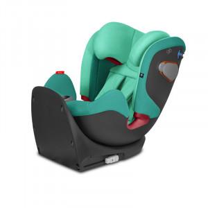 Παιδικό κάθισμα αυτοκινήτου Isofix Cybex Uni-All 0-36 kg (Laguna Blue)