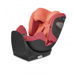 Παιδικό κάθισμα αυτοκινήτου Isofix Cybex Uni-All 0-36 kg (Rose Red)