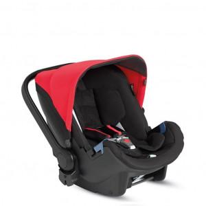 Βρεφικό κάθισμα αυτοκινήτου Inglesina Huggy multifix 0-13kg (Race Red)