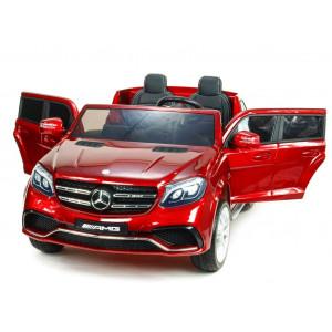 Ηλεκτροκίνητο Αυτοκίνητο με τηλεχειρισμό Mercedes AMG GLS63 Μπορντώ (#737.353.020#)