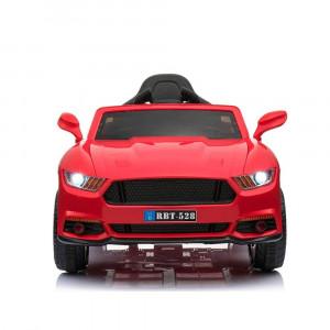 Ηλεκτροκίνητο αυτοκίνητο με τηλεχειρισμό BO Mercury Moni κόκκινο (Κωδ.737.353.026)