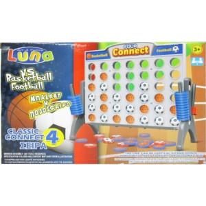 Επιτραπέζιο ΣΚΟΡ 4 Μπάσκετ (#760.342.116#)