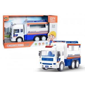 Φορτηγό με ήχο και μουσική (#760.342.104#)