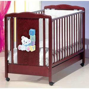 Κρεβάτι της Λίκνο Ντίνα με στρώμα grecostrom Deluxe antibacterial
