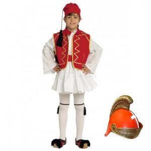 Παιδική Στολή Παραδοσιακή Κολοκοτρώνης