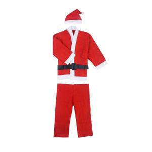Παιδική στολή Άγιος Βασίλης 4 - 6 Ετών  Κωδ.646.123.001