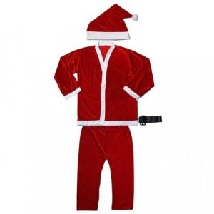 Παιδική στολή Άγιος Βασίλης 8-12 Ετών Κωδ.646.123.002