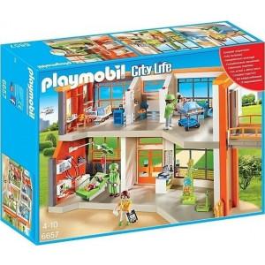 Playmobil Μεγάλη Παιδιατρική Κλινική 6657 narlis