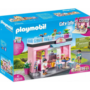 Playmobil, My Favourite Cafe, Pretty, 70015, Παιδικό Παιχνίδι, narlis.gr