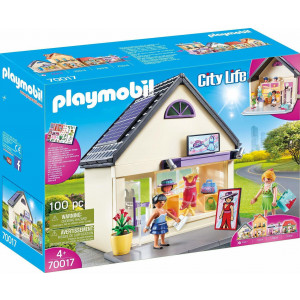 Playmobil My Pretty Play Fashion Boutique 70017