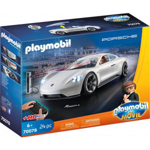 Playmobil Ο Ρεξ Ντάσερ με την Porsche 70078 Κωδ. 787.342.286