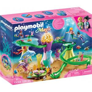 Playmobil Κοραλλιογενής Ύφαλος με Φως 70094