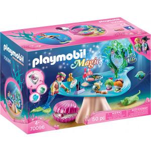 Playmobil, Σαλόνι Ομορφιάς Θήκη Μαργαριταριών 70096 Magic Παιχνίδι, narlis.gr