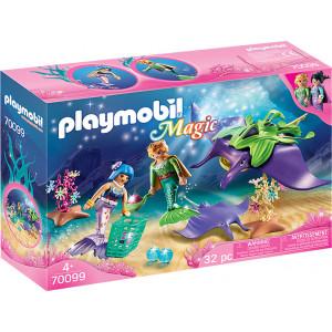 Playmobil, Magic, 70099, Συλλέκτες Μαργαριταριών, Παιδικό Παιχνίδι, Κορίτσι