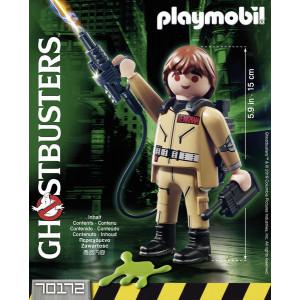Playmobil Ghostbusters Συλλεκτική Φιγούρα Πήτερ Βενκμαν 70172 Κωδ. 787.342.256