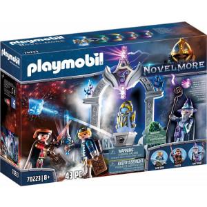 Playmobil Novelmore Ιερό της Μαγικής Πανοπλίας 70223 narlis.gr