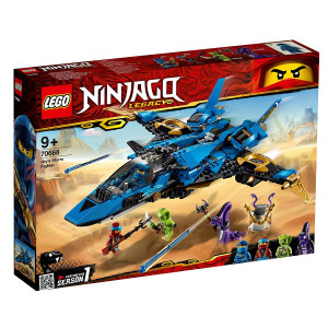 LEGO Ninjago Jays Storm Fighter 70668 Κωδ. 793.342.044