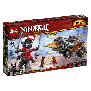 LEGO Ninjago Coles Earth Driller 70669 Κωδ. 793.342.045