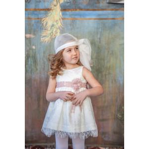 Ολοκληρωμένο σετ βάπτισης κορίτσι Carrousel 707 narlis.gr