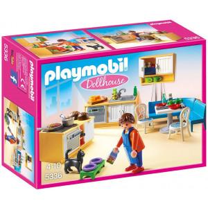 Playmobil Κουζίνα Με Καθιστικό 5336, narlis.gr