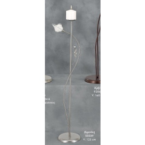 Λαμπάδα Φωτιστικό Βερενίκη Κωδ. (55039) (Η τιμή αφορά 2 Τεμάχια)