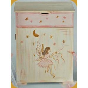 Κουτί ξύλινο σιφινιέρα νεράιδα (Κωδ.Κ1005-1)
