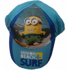 Καπέλο Jockey Minions Τυρκουάζ (Κωδ.748.212.003)
