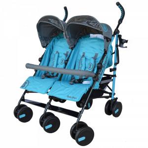 Bebe Stars Twin lux Blue.7801-181 (6 μηνών+) Ρωτήστε για την τιμή