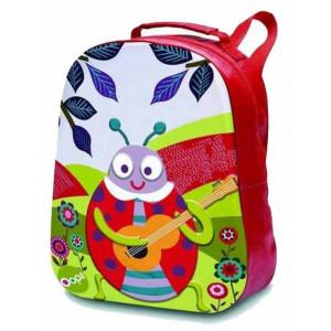 Τσάντα Νηπίου Oops Happy Backpack Πασχαλίτσα (30004-33)