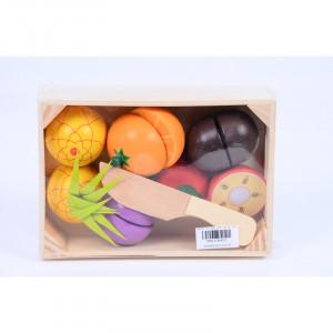 Φρούτα Σε Τελάρο Ξύλινα  (QZM-0871B)