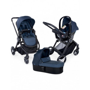 Trio Chicco Best Friend (Oxford Blue)