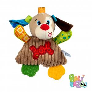 Balibazoo Πανάκι Παρηγοριάς Crinkle Puppy Pedro (81227)