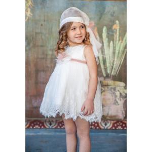 Ολοκληρωμένο σετ βάπτισης κορίτσι Carrousel 815 narlis.gr