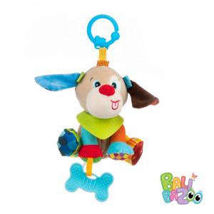 Balibazoo Κρεμαστό Παιχνίδι Puppy Paul (81589)