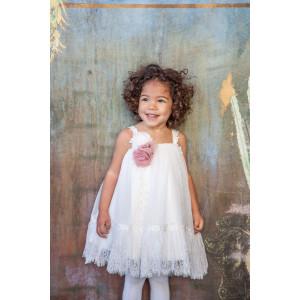 Ολοκληρωμένο σετ βάπτισης κορίτσι Carrousel 819 narlis.gr
