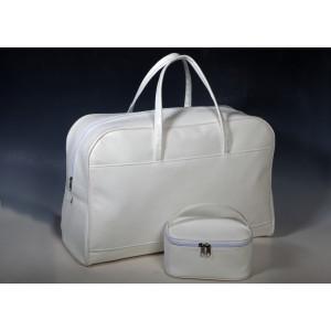 Τσάντα δερματίνη (Κωδ.031713) (Διατίθεται σε διάφορους χρωματισμούς)