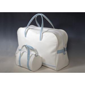 Τσάντα δερματίνη (Κωδ.031713-1) (Διατίθεται σε διάφορους χρωματισμούς)