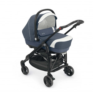 Cam Trio Combi Family col.636 (Blue melanze) Εκθεσιακό
