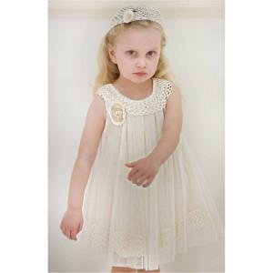Ολοκληρωμένο πακέτο βάπτισηs με αυτό το φόρεμα (Baby bloom #119.125-130#) Με βαλίτσα rain η παγκάκι θρανίο Δωρεάν μεταφορικά